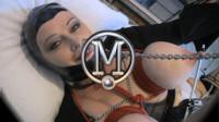 SlaveM  / clip4sale - Busty doll hole stretched to the limit