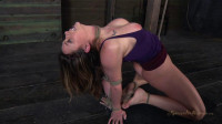 Cum ripped from her body