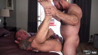 Hairy And Raw — Brad Kalvo & Hugh Hunter