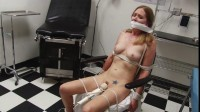 Bound and Gagged - Medical Clinic Vibrator Bondage for Miss Star Nine