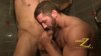 Shower And Suck Part1 - Christian Powers, Emiliano : gay escort prague.