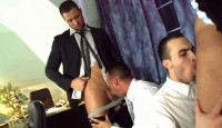 Private Mansize 14  Men In Suits Fucked By The Boss