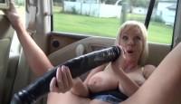 My Huge Holes # 30 porn Starring Naughty Alysha!