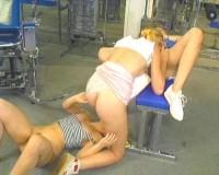 [Sascha Production] Fickfreudige versaute fotzen sex im sportcenter Scene #4