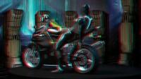 3D XXX Tron Porn Stereo