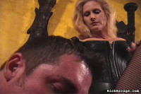 Rick Savage - Submit To Mistress Amberle