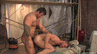 Zeb Atlas fucks Landon Conrad's asshole (1080p)