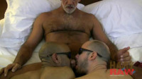 Hairy And Raw - Jeff Grove, Michael Brady And Xavier Brady