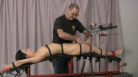 After a dozen or so orgasms while tightly bound to the chair with