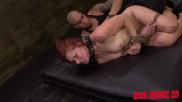 SD - May 28, 2015 - Rose Red Tyrells Asshole is Fucked Rough