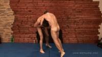 Kamil vs Nikolay Wrestling (2013)