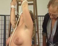 BBW's bondage debut