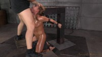 Carter Cruise Blindfolded Oiled Sybian Blasted Multiple Orgasm Brutally Throatboarded (2014)