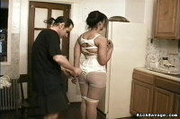 Rick Savage - Training The Maid Bianca