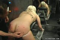 Rick Savage - Submissive Blonde Kimberly
