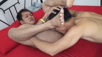 Cream Pie For A Str8 Guy — Vahn and Jack