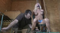 Amanda Foxx Crotchroped, Clamped
