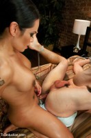 Double Updates This week: Part 1 Ts Foxxy Eats Her Man