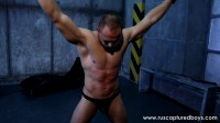 RusCapturedBoys - Striptease Dancer Boris - Part II - 06.10.2015