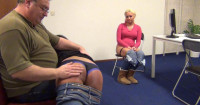 Milena And Scarlett Soundly Spanked Part 2