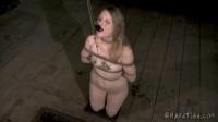 Mira Raine Brutal Tied
