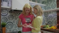 Angel Piaff & Delphine - Kitchen Accident