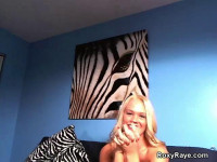 Web Cam show with big toys
