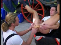 Czech Firemen In Hard Anal Compilation