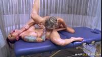 Massaging Mrs.Alexander 06.01.16