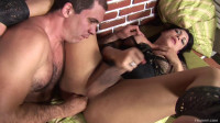 Isting And Fucking Makes Shemale Spurt