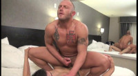 Muscles Mature Men In Hot Anal