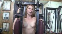 Charlotte Bound Gym Masturbation