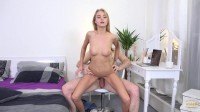 CA — Nancy A (Lad Serves Busy Blondie)