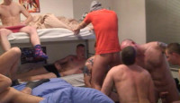 Men & Lads In Orgy Weekender