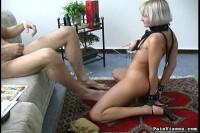 Painvixens – 27 Nov 2008 – Blonde Bondage Slut