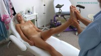 Barbara (20 years girl gyno exam)