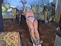 Amateur BDSM Games Of Young Russian Girls
