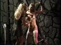 Amateur Slave video - A Very Special Delivery