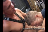5-Stud Backroom Group Sex