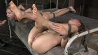 Emma Haize And Odette Delacroix Take On 10 Inch BBC, Epic Deepthroat, Fucked Hard!