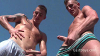 EastBoys – Mercury Twins Exclusive Jerking Off And Cumshots