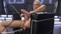 Brand New Blonde Squirts Everywhere!