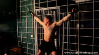 RusCapturedBoys — Bodybuilder Vasily in Jail Part I