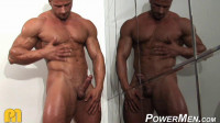 Power Men - Kane Griffin Handsome Blond Muscle