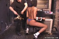 RickSavage - Painful Interrogation : Yasmine
