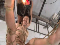 Black Hole Vol. 9 - Rope Bondage Torture