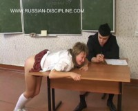 Discipline In Russia Volume #18- Private religion school part #2