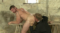 Get Thee Behind Me — Jeff and Kameron (Jeff Stronger & Kameron Frost)
