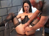 Tawny Bryant - Whipped And Shocked To Climax