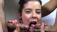Bukkake: Nerea Porn (1er bukkake)